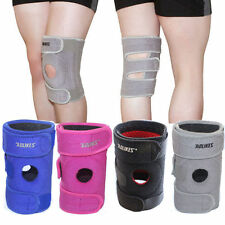 Patella Elastic Knee Brace Pads Support Guard Gym Sports Kneecap Stabilizer Gear