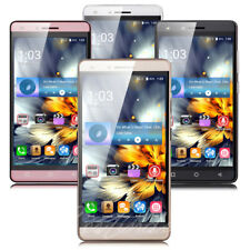 """New Touch Quad Core Android 5.1 Smartphone 3G Unlocked 5"""" Mobile Phone Dual SIM"""