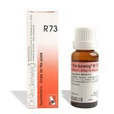 Dr. Reckeweg - Homeopathic Medicine - R73 - Joint Pain Drops