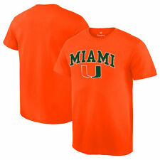 Miami Hurricanes Campus T-Shirt - Orange - College