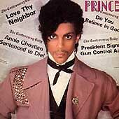 Controversy by Prince (Cassette, Warner Bros.)