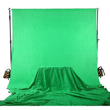 Shutter Starz Premium Chromakey Green Screen Economy Muslin Backdrop