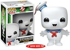 Ghostbusters - Stay Puft Marshmallow Man - Funko Pop! Movies (2014, Toy New)