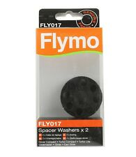 Flymo Blade Height Washers Spacers FLY017 FL182 2 Pack Genuine Compatible