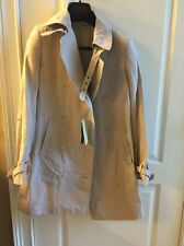 Stella McCartney Taupe Trench Coat NWT! Rare and Authentic!