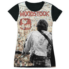 Woodstock Apart From The Crowd Juniors Sublimation Shirt