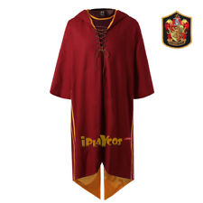 Halloween Harry Potter Gryffindor Slytherion Ravenclaw  Quidditch Gaming Robe