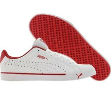 $59.99 Puma Game Point (white / team regal red) 349277-01