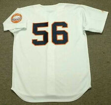 CESAR CEDENO Houston Astros 1970 Majestic Cooperstown Home Baseball Jersey