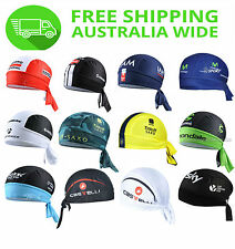 2016 CYCLING BANDANA[UCI Team sweat head scarf band cap hat wrap bike giant sky]