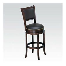 ACME Furniture Chelsea Swivel Bar Stool with Cushion