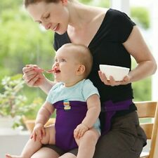 Feeding Infant Seat Portable Chair Fabric Cover Wrap Baby Safety Stretch Belt