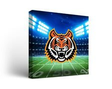 Idaho State University Bengals Canvas Wall Art Stadium Design