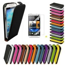 Pouch for HTC One M7 Flip Case Cover Protective Cover Case Shell Flip Case