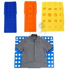 Adjustable Folding Board Magic Fast Folder Clothes T-Shirts Pants Flip Fold