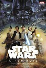 NEW Star Wars Episode IV : A New Hope By Roy Thomas Hardcover Free Shipping