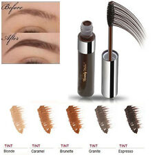 HOT Beauty 6 Color Makeup Eyebrow Tinted Brow Gel Tame Mascara Brushes Cosmetic