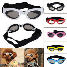 Pet Dog UV Sunglasses Sun Glasses Glasses Goggles Eye Wear Protection CAWB