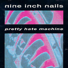Pretty Hate Machine by Nine Inch Nails    CD FREE SHIPPING!!!