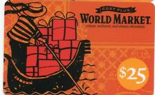 COST PLUS WORLD MARKET GIFT CARD no value