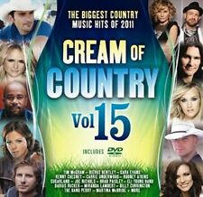 Various, Cream Of Country 15, CD/DVD