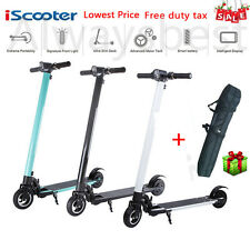 """6"""" Foldable  Electric Kick Scooter Two Wheels Lightest Portable Bike Max:25km/h"""