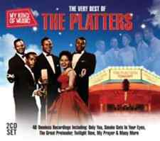 The Platters-The Very Best of the Platters  CD NEW