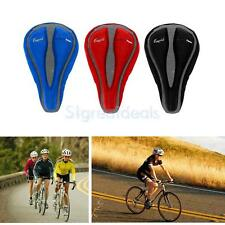 New Bike Bicycle Cycle Comfort Gel Pad Cushion Cover Replacement Saddle Seat Pad
