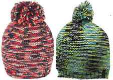 Craghoppers Wensleydale mens ladies unisex warm knit knitted effect bobble hat