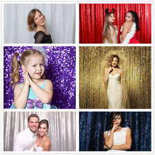4x6FT Champagne Sequin Backdrop,Pink Sequin Backdrop,Sequin Photography Backdrop