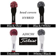Titleist HYBRID Knitted Headcover AJHC3H 4color 2013 JAPAN Limited