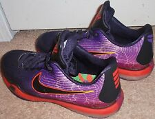 Mens Youth Big Boys 6.5 Nike Kobe 10 X GS HERO Purple Basketball Shoes Sneakers