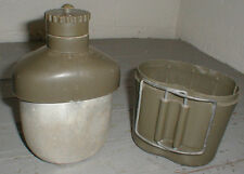 SADF South African Water Bottle Canteen 1960's Early Type used by Rhodesian Army