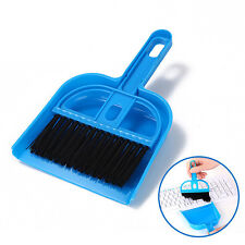 Practice Keyboard Brush with Dustpan Fingerboard Broom Brush Sets Cleaning Tool