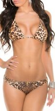 UK Sexy Women Holiday Swimwear Bikini Triangle Set Swimsuit Beach Wear Ladies
