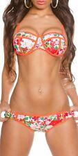 Womens Padded Push-up Bikini Set Beach Swimsuit Bathing Suit Swimwear Beachwear