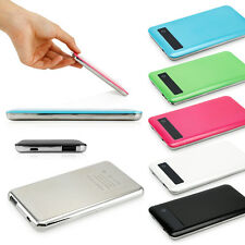 5000mAh Backup External Battery USB Power Bank Pack Charger for Cell Phone