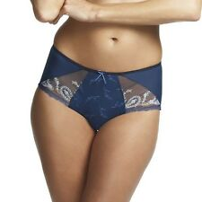 Fantasie Marie Short Brief Lingerie Blue Floral Embroidery Lace 2486 NEW