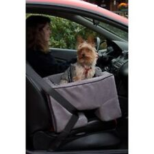Dog Car Seat/ Booster Seat by Pet Gear Washable Charcoal Med/Lge - FREE Shipping