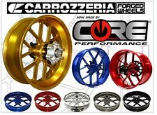 DUCATI  MONSTER 821 2015-2016 CARROZZERIA VTRACK FORGED WHEELS SET OF 2