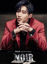 [JongupVer. Limited Ed.] B.A.P BAP - NOIR (2nd Album) [CD+Photobook+Card...]