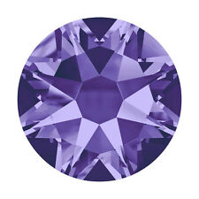 Swarovski Hot Fix Crystal -Tanzanite