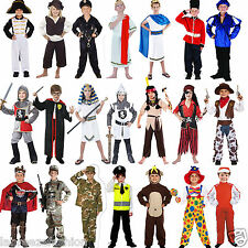 New Kids Boys Complete Outfit Fancy Dress Costumes