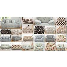 Stretch Sofa Slipcover Elastic Seat Couch Chair Furniture Cover 1 & 3 Seater