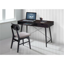 Techni Mobili Techni Mobili Modern Desk with Storage and Chair