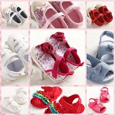 2016 Hot sell Newborn Sandals Infant unisex Toddler baby shoes size11-13cm #QTY