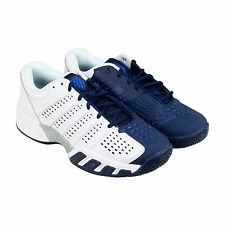 K-Swiss Bigshot Light 2.5 Mens White Synthetic Athletic Training Shoes