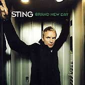 Brand New Day by Sting (CD, Sep-1999, A&M (USA))