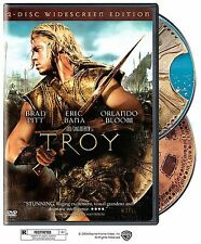 Troy (DVD, 2005, 2-Disc Set, Widescreen)