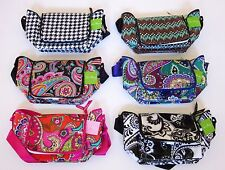 Nwt Vera Bradley Insulated Stay Cooler Lunch Tote Variations